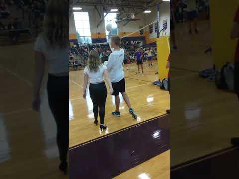 Waynesboro High School Volleyball: Sophomores vs. Seniors
