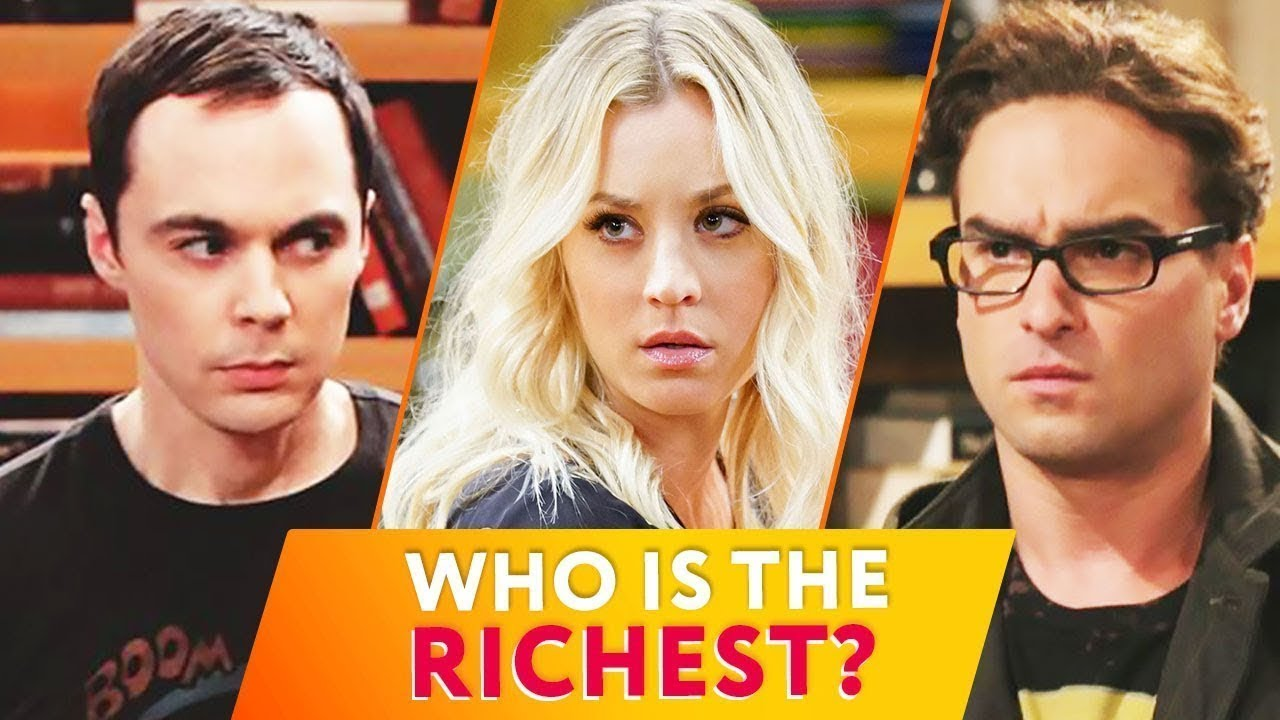 Download The Big Bang Theory Cast: What Do They Spend Their Money On?   ⭐OSSA