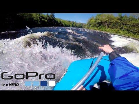 Hudson River Gorge [Whitewater Rafting]