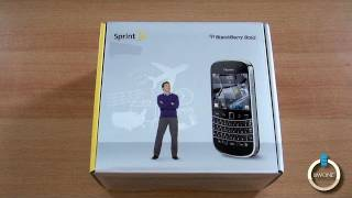 Sprint Blackberry Bold 9930 Unboxing - BWOne.com