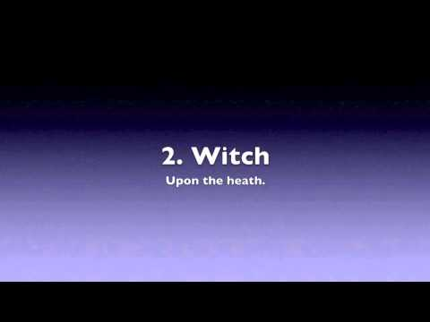 Witch Music / Macbeth Incidental Music / act 1 scene1