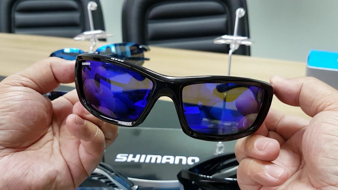 9001d6050 Óculos Polarizados Shimano - YouTube