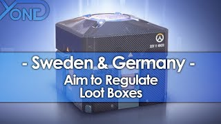 Sweden & Germany Aim to Regulate Loot Boxes