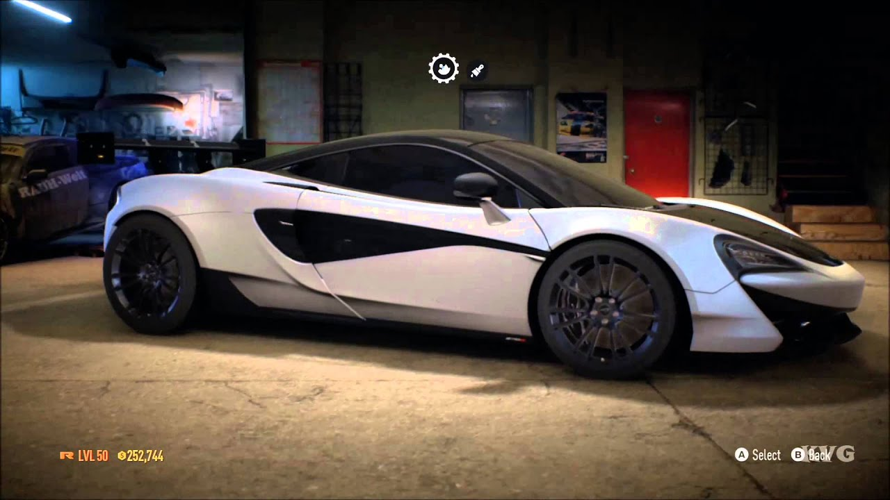 Need For Speed 2015 Mclaren 570s 2015 Tuning Amp Free