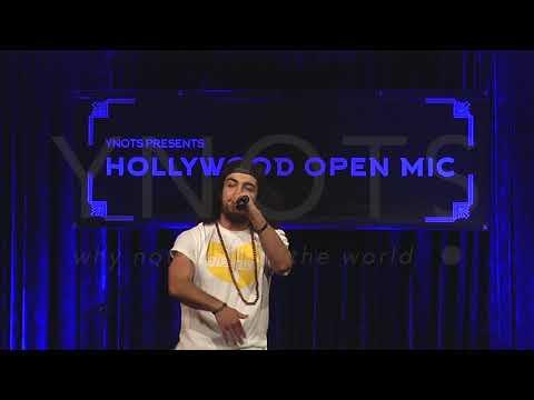 Hollywood Open Mic November 7th 2017 | J Fiddy