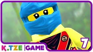 Lego Ninjago Movie Wu Cru Deutsch 🏮 Spiele App | Folge 7