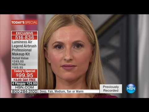 HSN | Beauty Innovations featuring Luminess 09.30.2016 - 04 AM