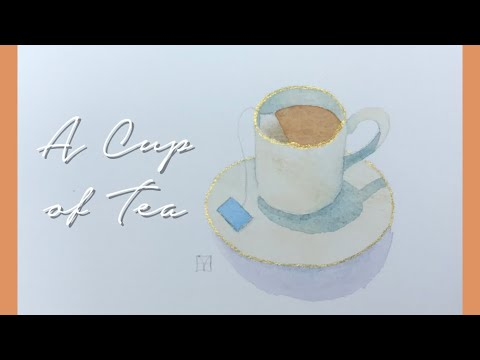 Art is for Everyone: A Cup of Tea