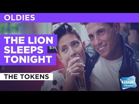 The Lion Sleeps Tonight : The Tokens | Karaoke With Lyrics