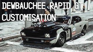 GTA 5 - Dewbauchee Rapid GT (Classic) Customisation (Smugglers Run DLC)