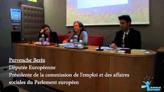 Débat au Sénat sur la mobilité et l'insertion des jeunes en Europe