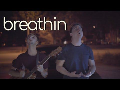 breathin (Ariana Grande Cover) || Thomas Sanders & Foti