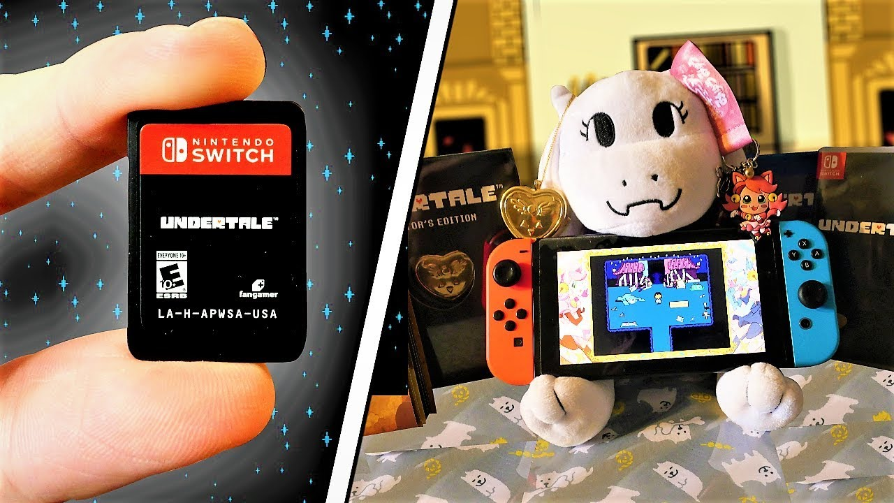 The UNDERTALE COLLECTORS EDITION for NINTENDO SWITCH Review