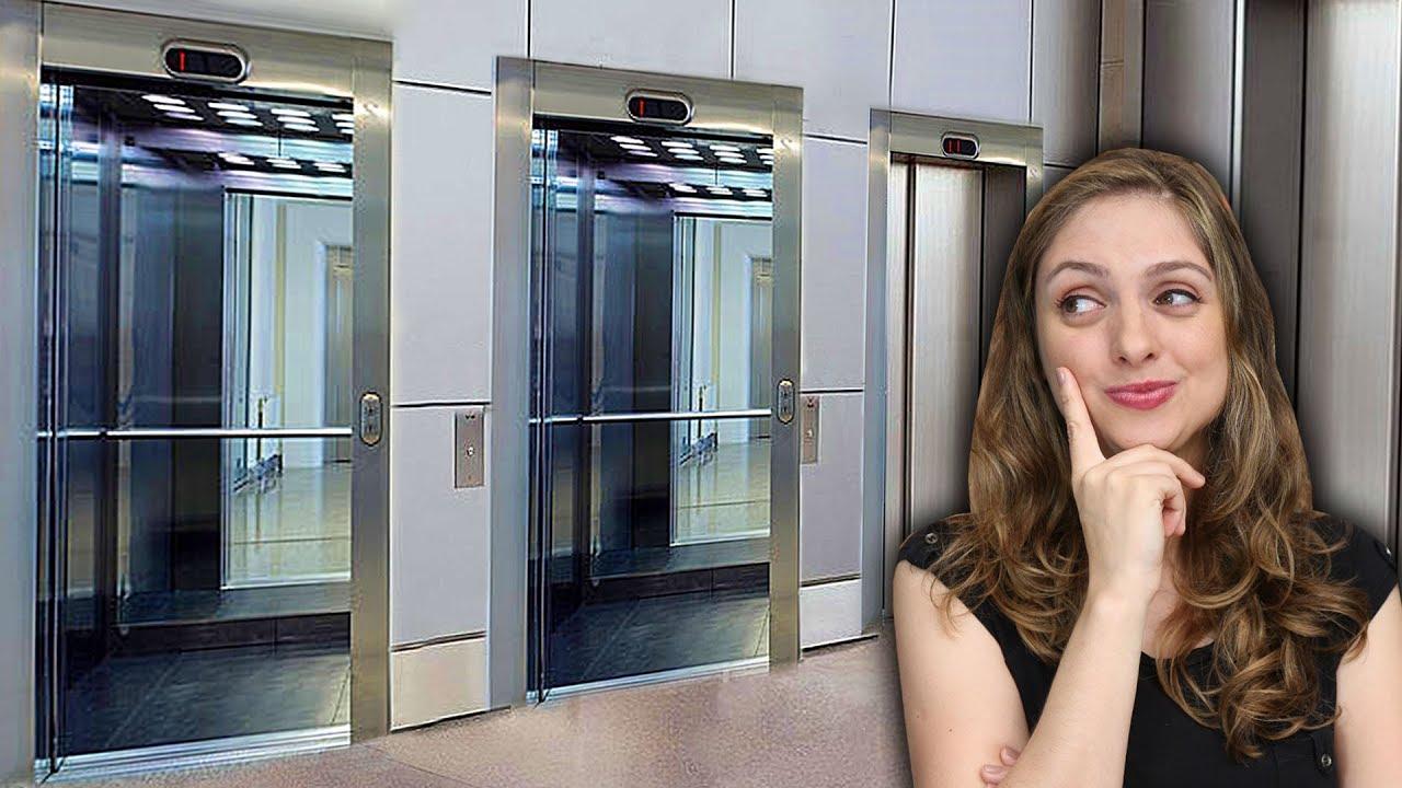 Como funciona um elevador #Boravê