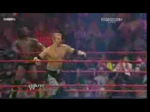 wwe raw 3 23 09 part 5