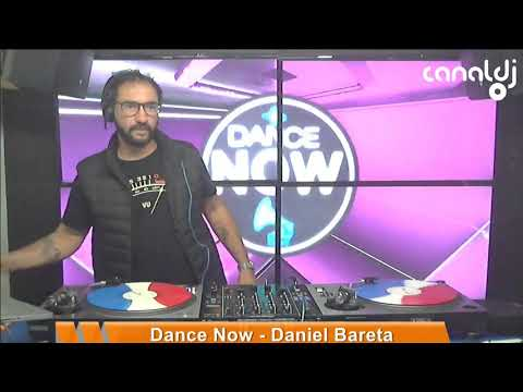 DJ Daniel Bareta - Programa Dance Now - 18.01.2020