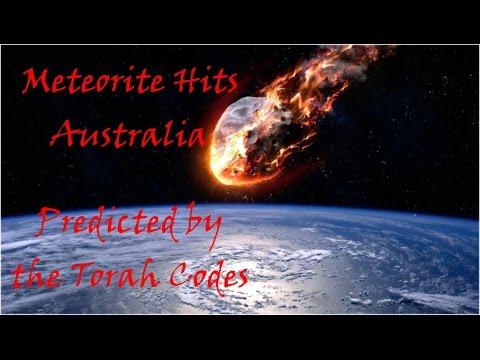 Torah Code - Meteorite  Predicted