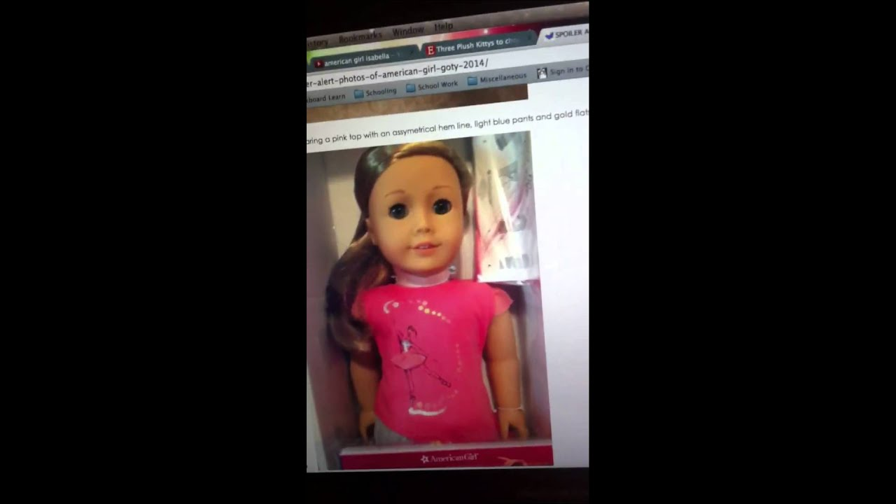 Watch free isabelle american girl