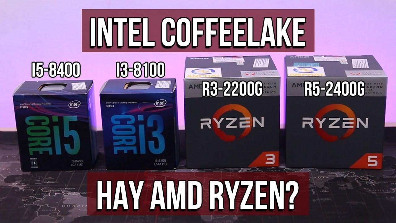 Chọn CPU nào để chơi game tốt nhất?