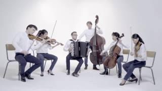 Le Pari des Bretelles - Félicien Brut, Quatuor Hermès, Edouard Macarez (vidéoclip officiel)