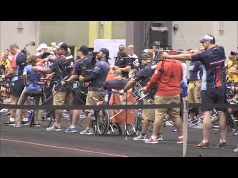 Pearl Harbor Navy Competes at 2017  Warrior Games
