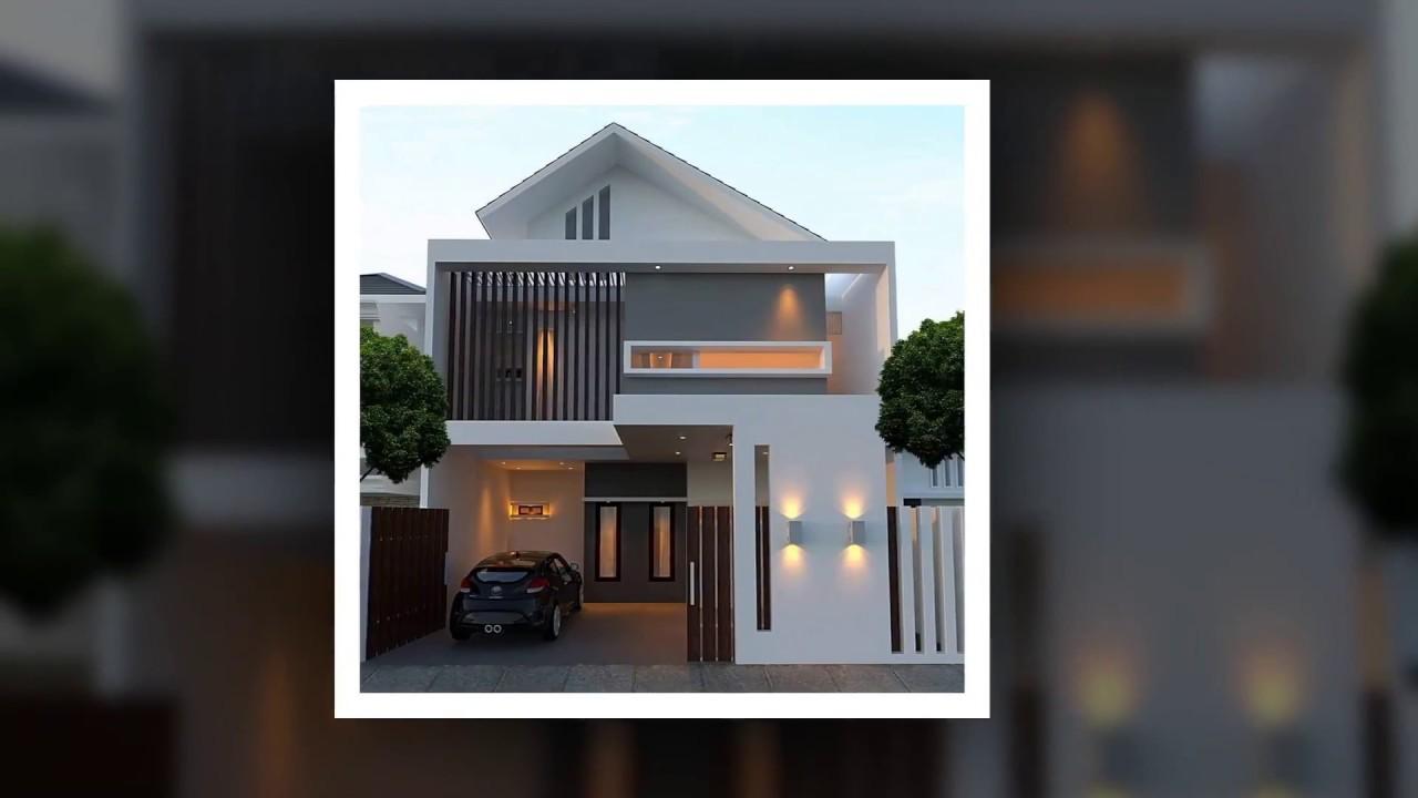 Gambar Design Rumah Minimalis 2018 Terbaru Minimalist