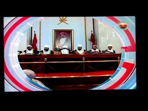 Oman TV News - New Look 01.03.2012