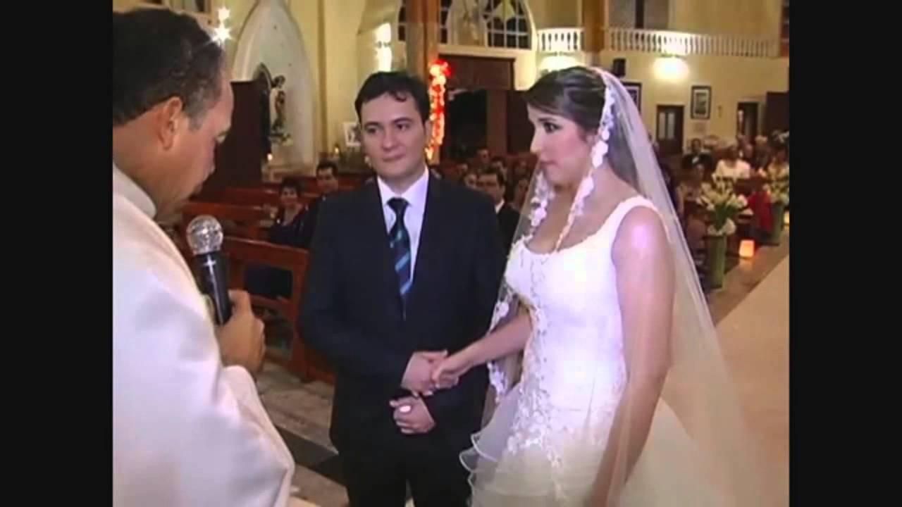 Matrimonio Simbolico Lima : Boda religioso en lima peru youtube