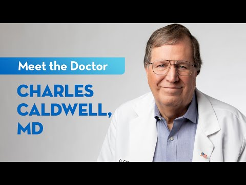 Meet Dr. Charles Caldwell — Family Medicine Physician At St. Elizabeth