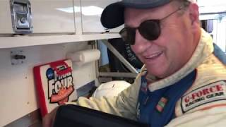 Meet the incredible Ken Schrader...going in circles with an industry icon