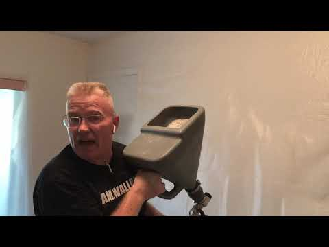 How To Repair A Popcorn Ceiling - Spencer Colgan Part 5