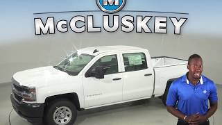 184073 - New, 2018, Chevrolet Silverado, 1500, Test Drive, Review, For Sale -