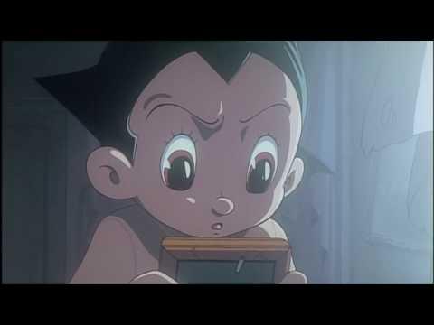 Astro Boy (2003) - Pilot Trailer - Japanese (HD)