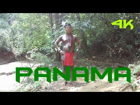 Panama, Central America - (Travel Documentary)