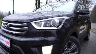 Hyundai CRETA или Hyundai TUCSON: что выбрать?
