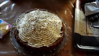 DIY: 2 min Blitztorte, schnelle Torte Kuchen/ Schwarzwälderkirschtorte ,TORTE