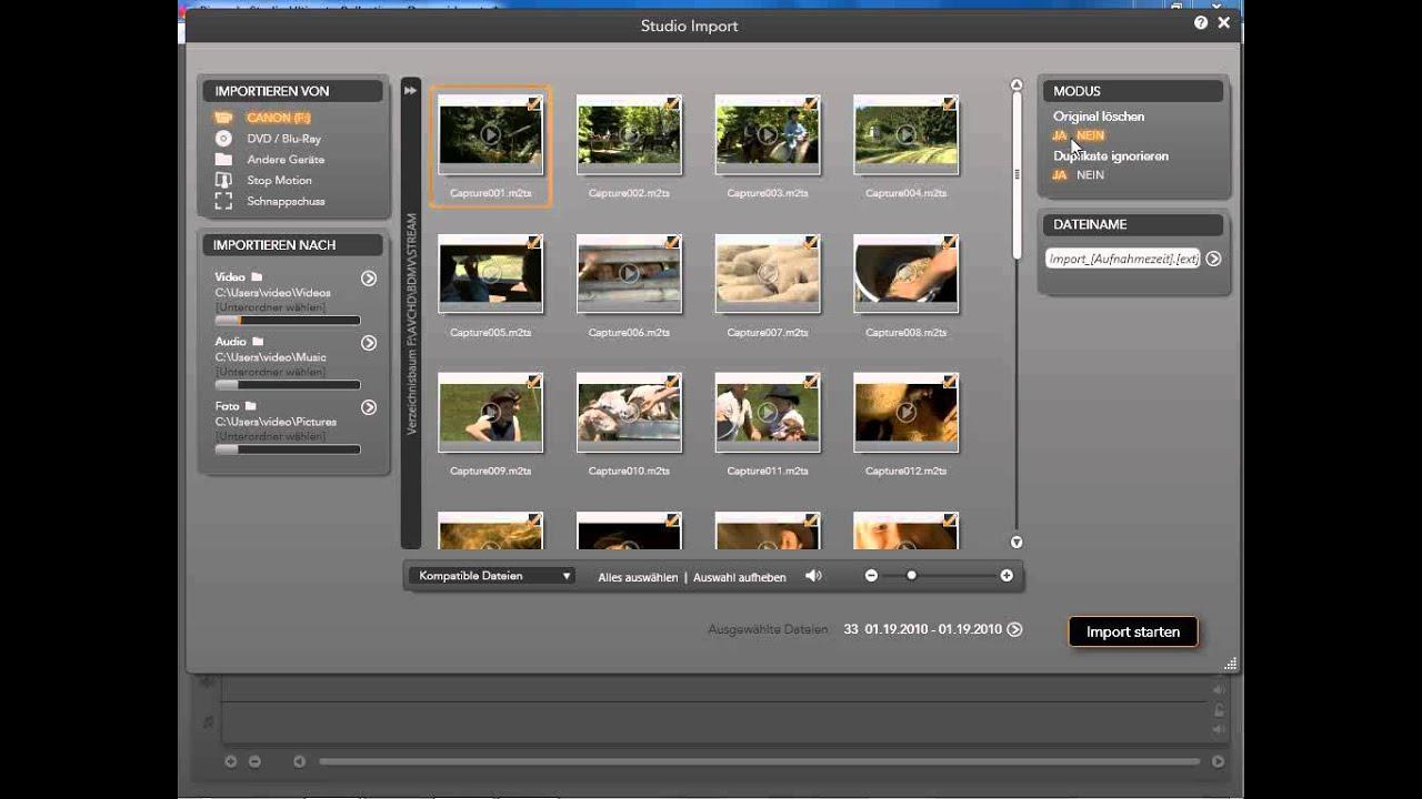 pinnacle studio 19 software download