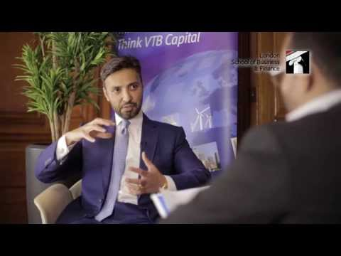 LSBF Great Minds: Masroor Haq from VTB Capital Plc