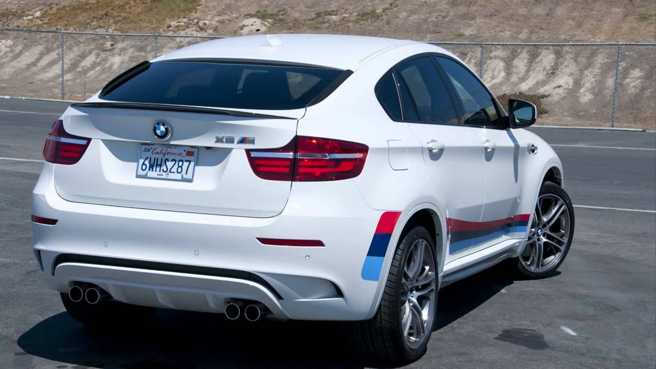 2014 Bmw X6 M Youtube