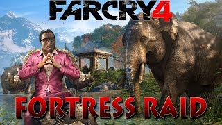 Far Cry 4 Fortress Stealth Raid - Noah