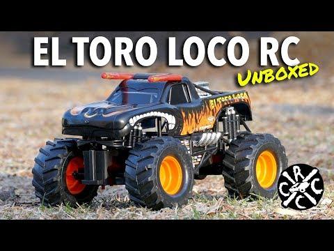 New Bright RC El Toro Loco 1:15 Scale Monster Truck