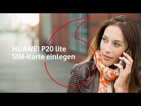 Huawei P20 Lite Sim Karte Einlegen Mobilfunkhilfe Youtube