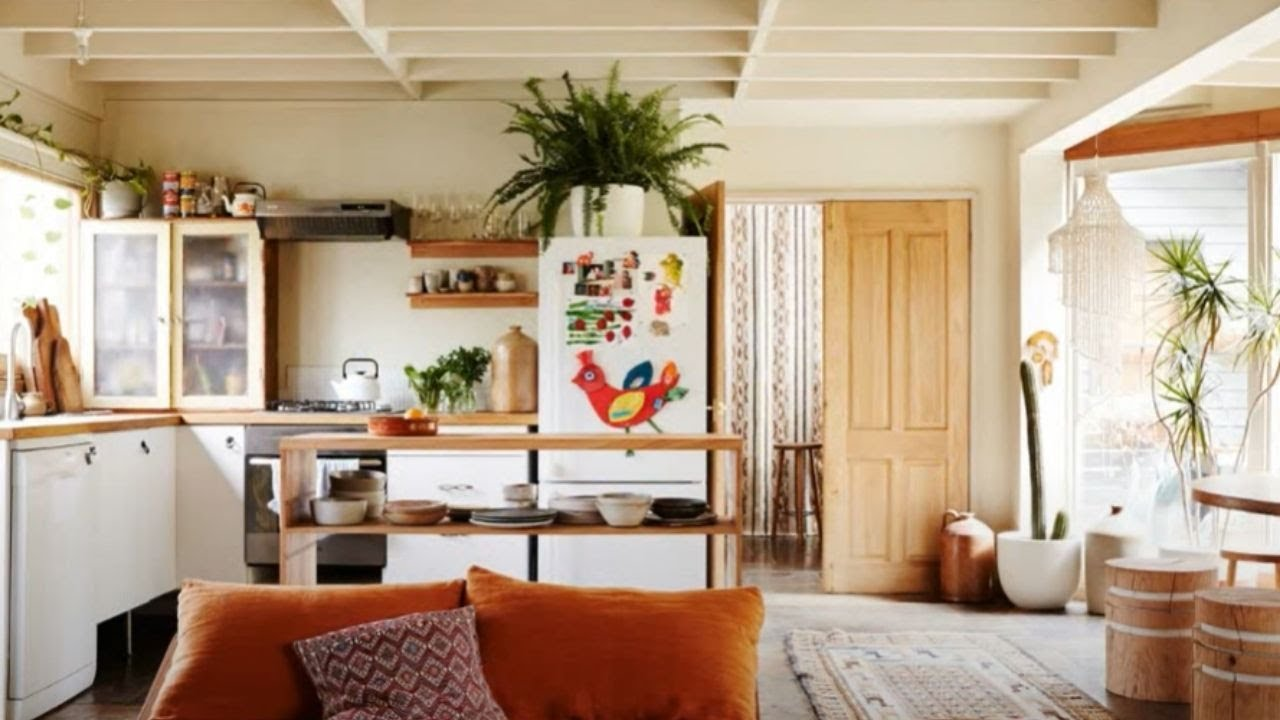 Bohemian style in australian home decor ideas youtube - Home interior decoration ideas ...
