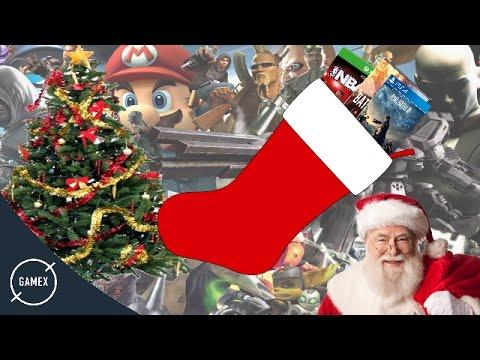 Top 5 Christmas Stocking Games for Christmas 2016