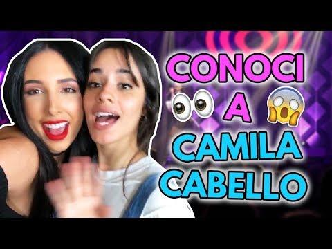 CONOCI A CAMILA CABELLO 🤩ES SUPERAMORCITO!!💕 14 y 15 Abr 2018