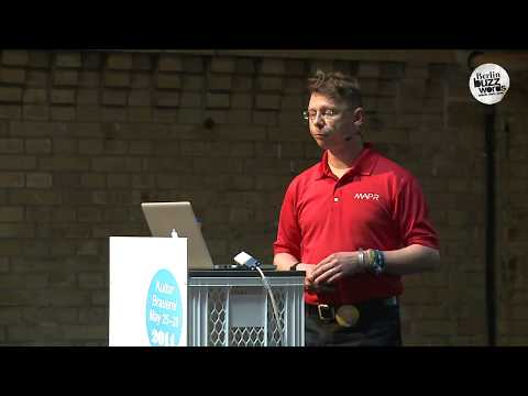 Michael Hausenblas at #bbuzz 2014