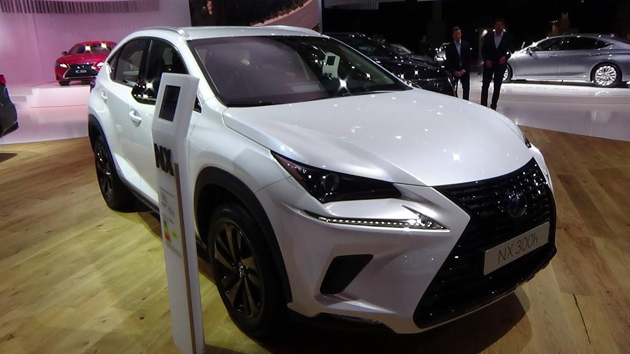 2019 Lexus Nx 300h 4wd Sport Edition Exterior And Interior Paris