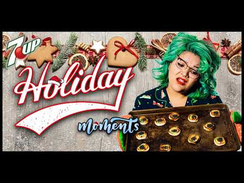 7UP Holiday MOments
