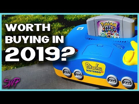 Should You Buy a Nintendo 64 in 2019?