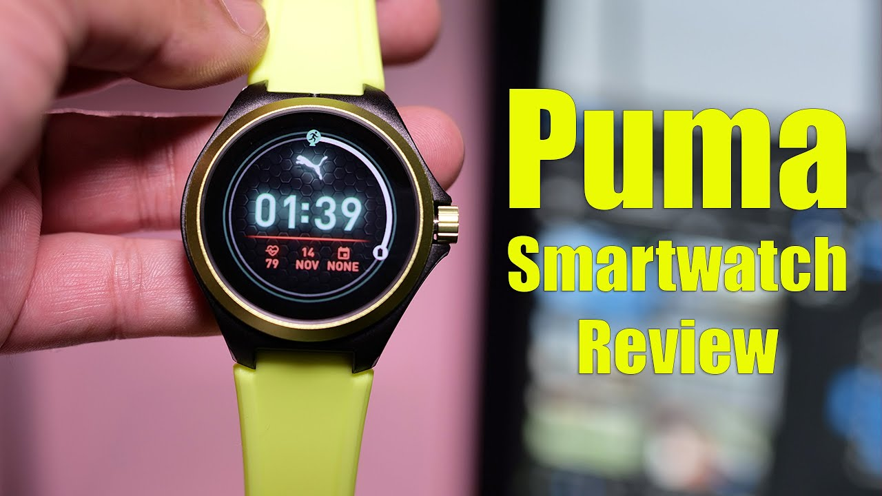 Puma Smartwatch Review